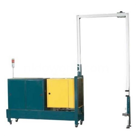 Automtic Pallet Strapping