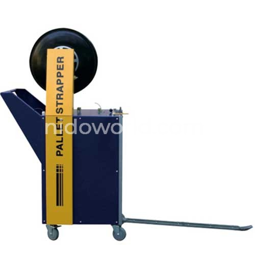 Semi Automatic Pallet Strapping Heavy Duty