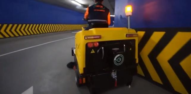 Battery Sweep