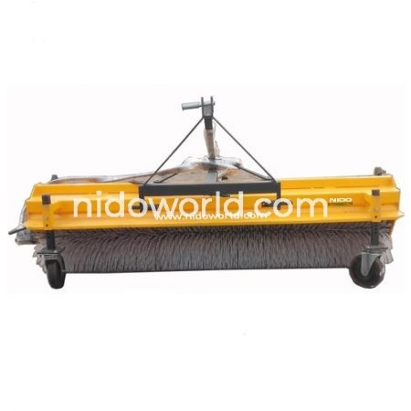Sweeper Collector Attachment