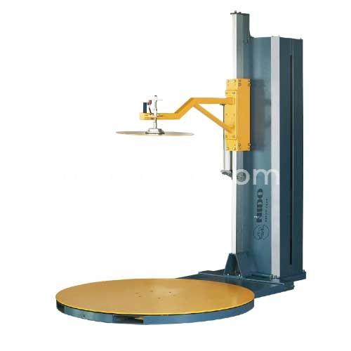 Nido Pallet Stretch Wrapping Machine - Power Pre Stretch & Top Press