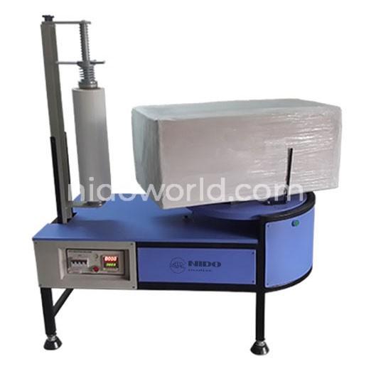 Nido Carton Stretch Wrapping Machine - Mechanical Stretch