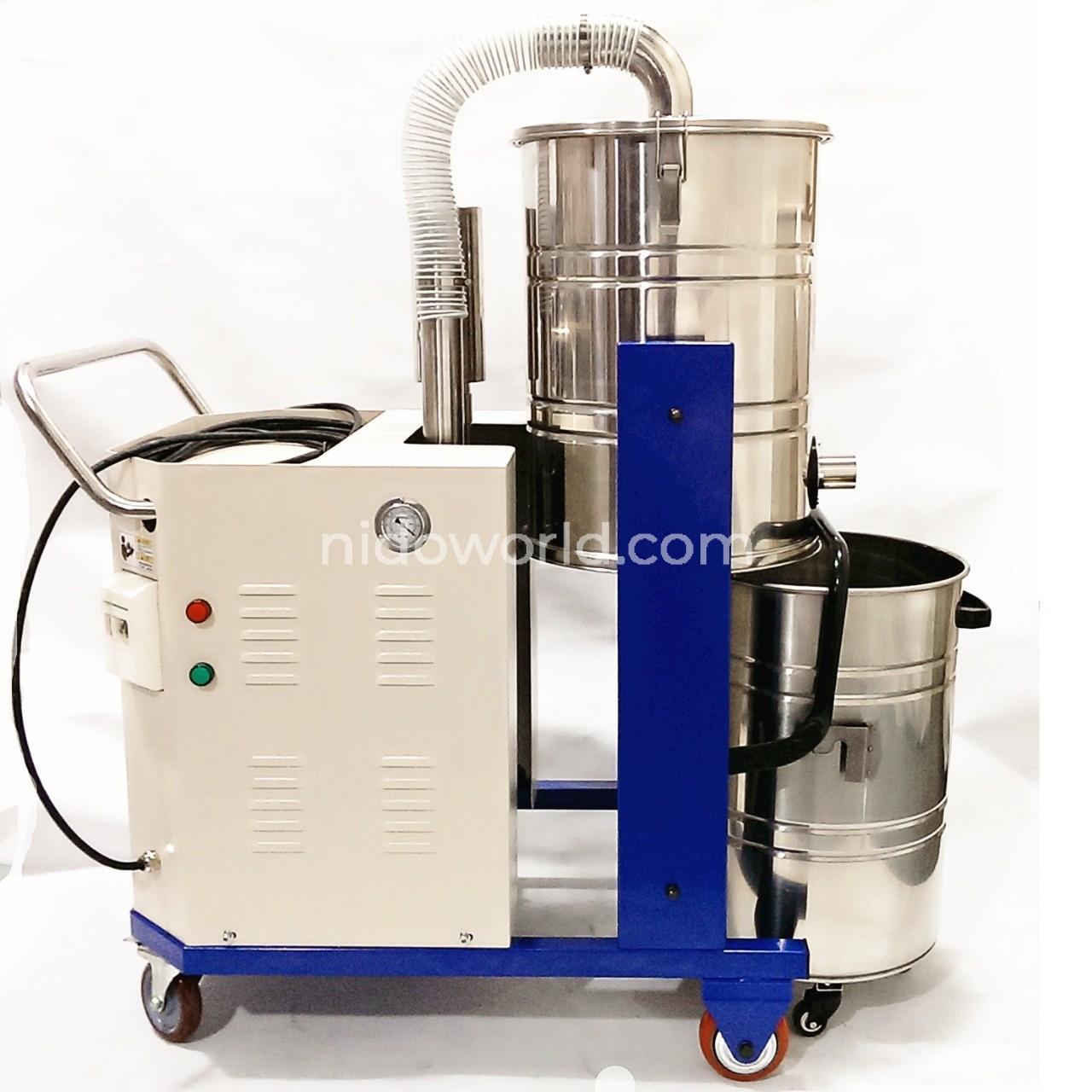 Industrial Wet Amp Dry Vacuum Cleaner 3 Phase Nido