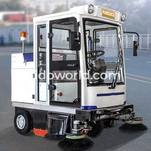 Ride On Sweeper - Battery