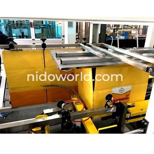 Fully Automatic Case Erector Compressor