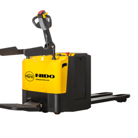 Heavy Duty Battery Operated Pallet Truck