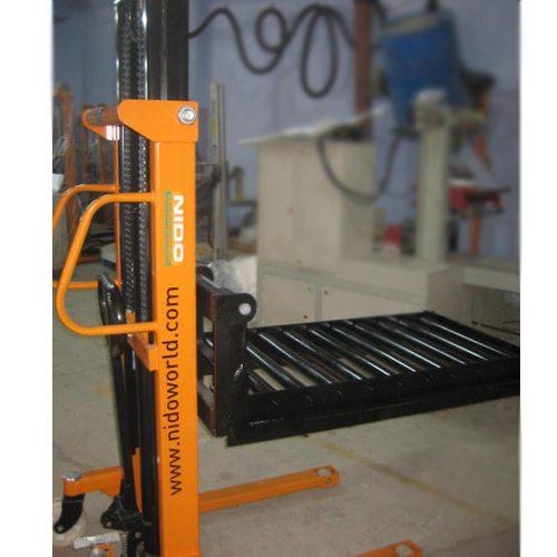 Roller Platform Stacker