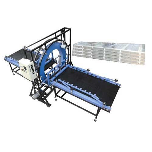 Horizontal Stretch Wrapping Machine