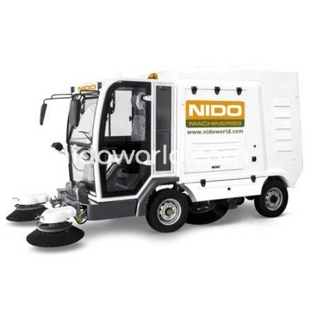 City Sweeper -Industrial Cleaning Machine