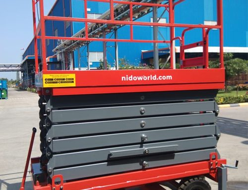 Nido Mobile Scissor Lift