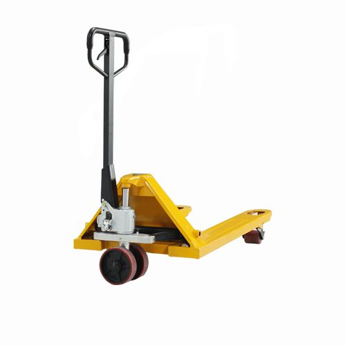 Pallet truck movement