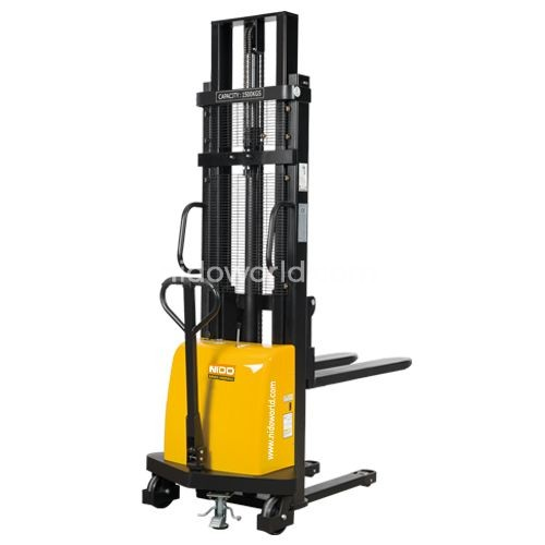 Semi-Electric-Stacker-ND-SES-Series
