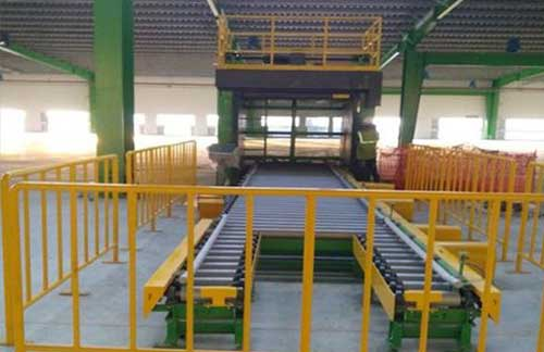 Vertical Reciprocating Conveyor - VRC