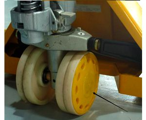 Wheel Protecting Cover