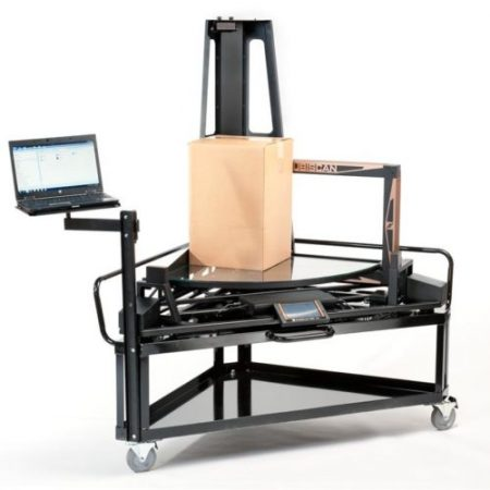 Cubiscan 125 - Weighing ,Dimensions & Scanning System