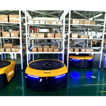 Automated Guided Vehicle -AGV