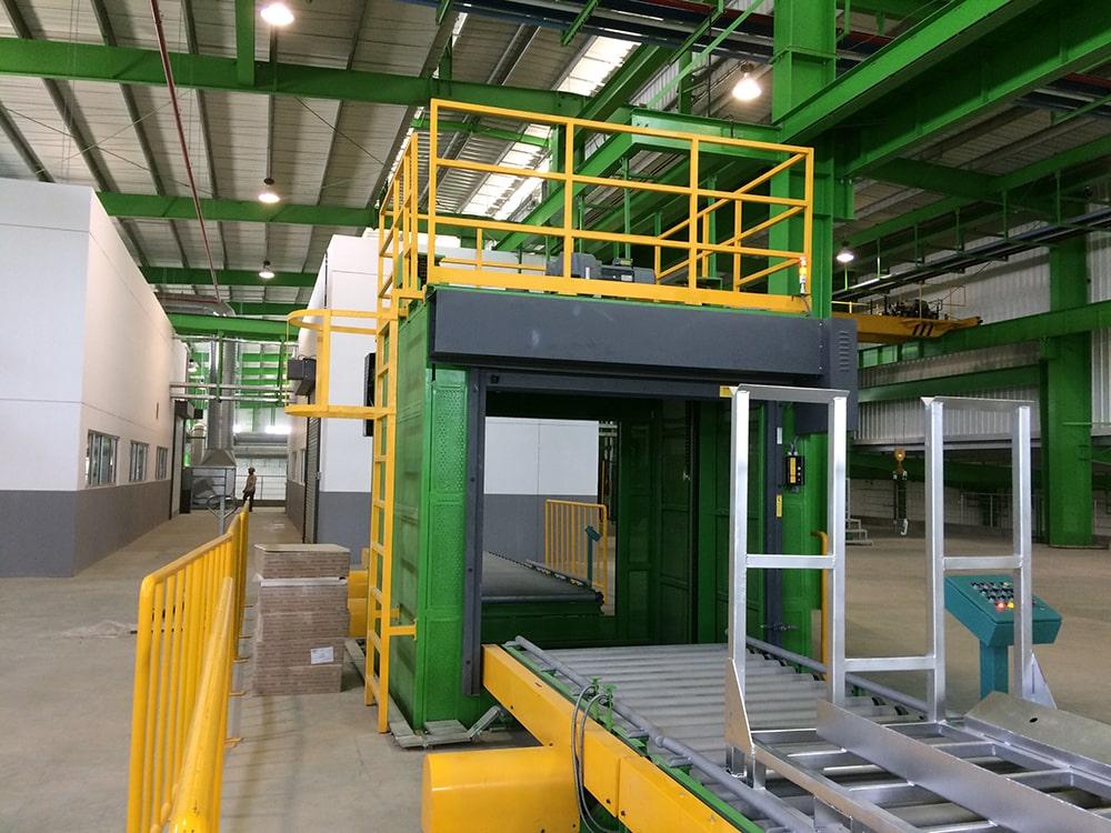 Vertical Receprocating Conveyor