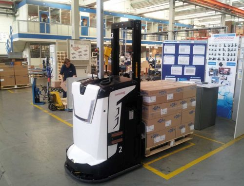 Automated warehousing catching up in India; etailers have implemented it already