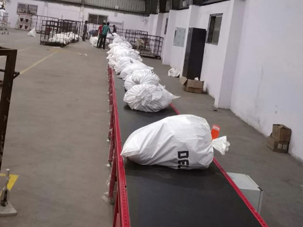 Bagging Conveyor