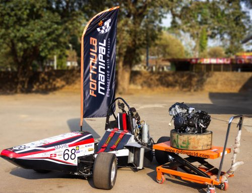 Strategic Sponsorship with Formula Manipal